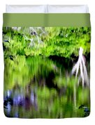 Plymouth Reflections #2 Duvet Cover