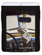 Plymouth Special Deluxe Dice Duvet Cover