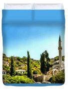 Pocitelj Bosnia Duvet Cover