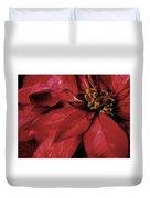Poinsettia 876 Duvet Cover
