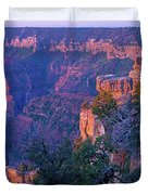 Point Imperial Sunrise 1-sq Duvet Cover