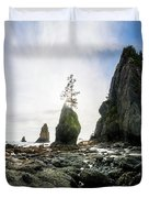 Point Of The Arches 4 Duvet Cover