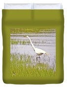 Point Pinole Regional Shoreline 4 Cropped Duvet Cover