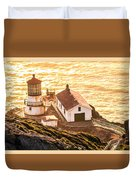 Point Reyes Lighthouse 2 Duvet Cover
