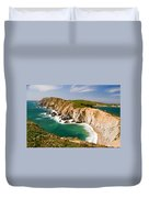 Point Reyes National Seashore Duvet Cover
