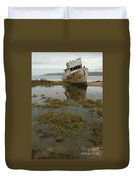 Point Reyes Reflection Duvet Cover