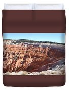 Point Supreme - Cedar Breaks Duvet Cover