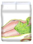 Poison Ivy 3 Duvet Cover