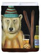 Polar Beer Duvet Cover
