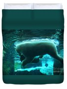 Polar Play Duvet Cover
