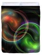 Polarity Duvet Cover