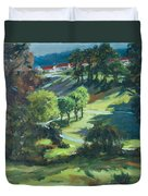 Polin Springs Duvet Cover