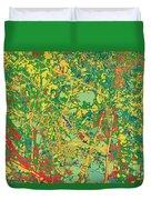 Pollack Green Duvet Cover