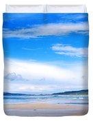 Pollan Strand, Inishowen, County Duvet Cover