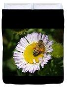 Pollen Harvest Duvet Cover
