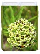 Pollination Happening Duvet Cover
