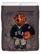 Polo Bear Sport Duvet Cover