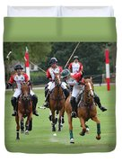 Polo Match 7 Duvet Cover