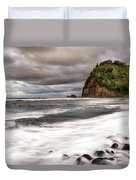 Pololu Whitewash Duvet Cover