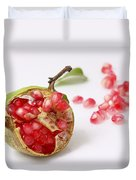 Pomegranate And Seeds  Duvet Cover