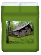 Ponca Barn Duvet Cover by Marty Koch