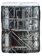 Ponca City Refinery Two Duvet Cover
