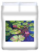 Pond 8 Pond Series Duvet Cover