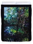 Pond 944 Duvet Cover