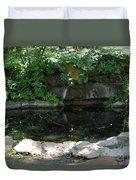 Pond At Twu 2 Duvet Cover