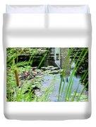 Pond Duvet Cover