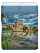 Pont D'avignon France_dsc6031_16 Duvet Cover