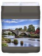 Pont Fawr Duvet Cover