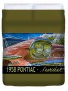 Pontiac 3 Duvet Cover