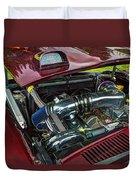 Pontiac Firebird 295 Duvet Cover