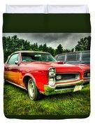 Pontiac Gto 029 Duvet Cover