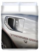 Pontiac Trans Am Limited Edition Duvet Cover