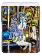 Pony Carousel - Pony Series 5 Duvet Cover