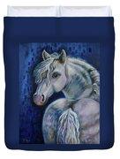 Pony Time Duvet Cover