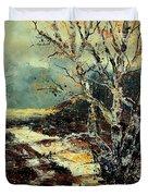 Poplars 45 Duvet Cover