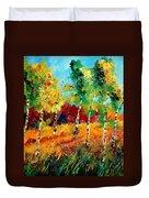 Poplars '459070 Duvet Cover