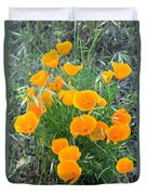Poppies II Duvet Cover