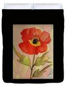 Poppy Art 17-01 Duvet Cover