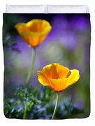 Poppy Ballet Duvet Cover