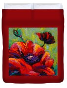 Poppy I Duvet Cover