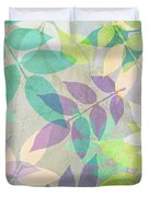 Poppy Shimmer IIi  Duvet Cover