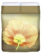 Poppy Whisper Duvet Cover