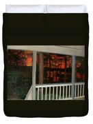 Porchlight Duvet Cover