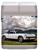 Porsche 914 Duvet Cover