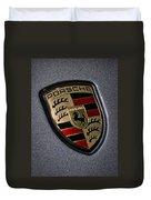 Porsche Duvet Cover by Gordon Dean II