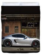 Porsche Need For Speed Duvet Cover